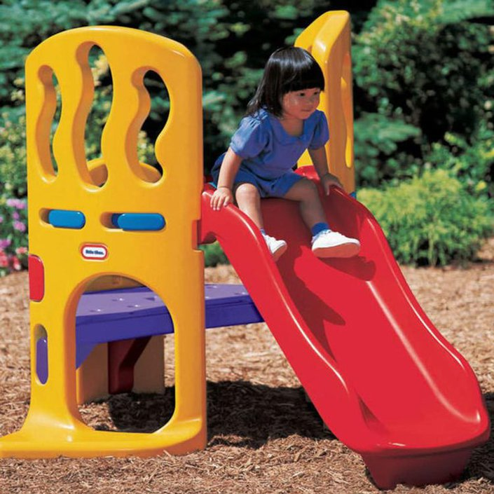 Little Tikes Klimrek Hide N Slide