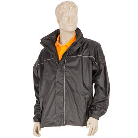 Mirage Regenjacke Luxury S schwarz