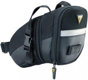 Topeak Aero Wedge Pack Strap saddlebag