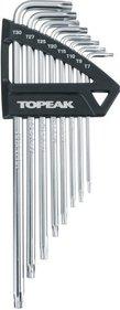 Topeak inbussleutel Torx Wrench Set