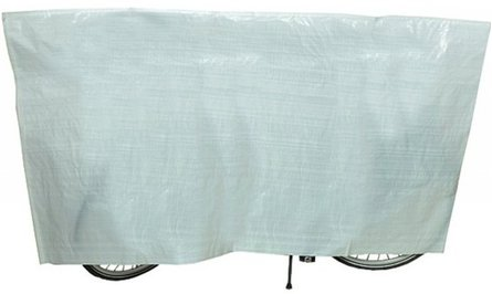 VK bike cover white