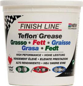 Finish Line Teflon Grease 1lb Tub (japan import)