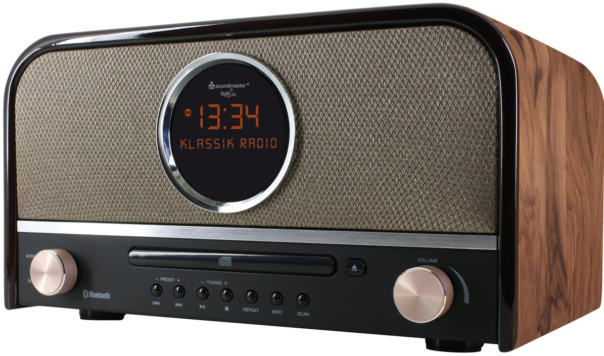 soundmaster nr850 dab radio kopen frank. Black Bedroom Furniture Sets. Home Design Ideas