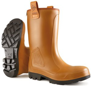 Dunlop Rig-Air S5 lined work boots