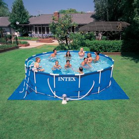 Intex Frame Pool Set 457x107