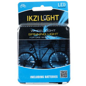 IKZI spoke light with 22 LED