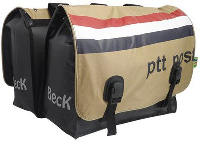 Beck Classic double cyclebag