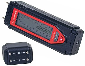 Rothenberger EM4807 Digital Moisture Meter