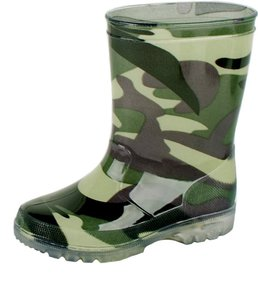 Gevavi Jungle children's rainboots