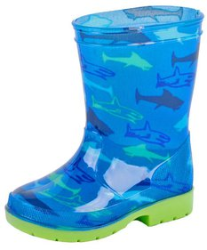 Gevavi Shark children's rainboots