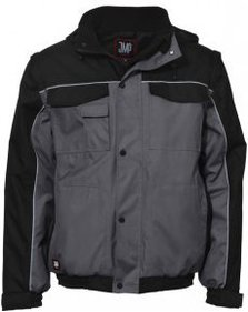JMP Wear Alaska work coat with detachable sleeves