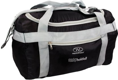Highlander Packaway Holdall weekendtas