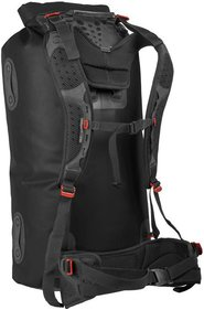 Sea to Summit Hydraulic Dry Bag 65L met harnas
