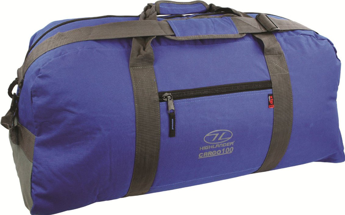 Highlander Cargo 100 weekendtas