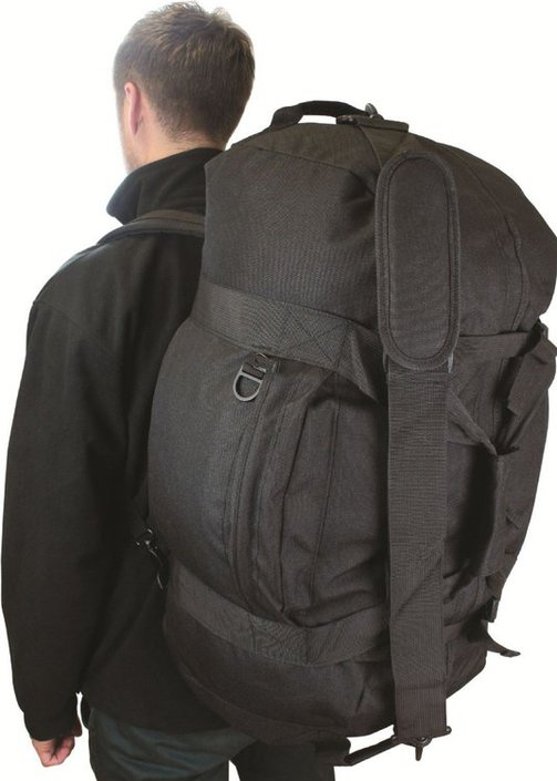 Highlander Loader 65 Holdall weekendtas-backpack
