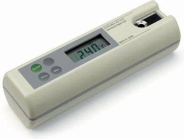 Euromex 0-45 BRix en nD digitale handrefractometer