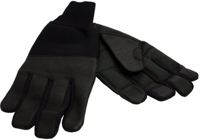 RevaraSports Leather Winter Wheelchair Gloves