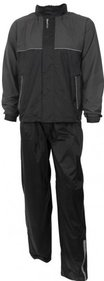 Fastrider Black Seal rain suit