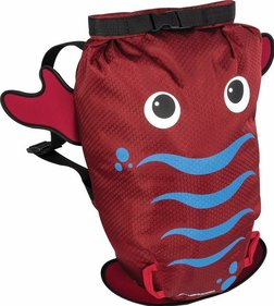 Highlander Fish Roll Top Rucksack