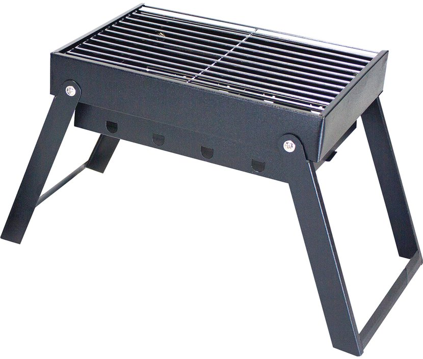 Yellowstone Mini Folding houtskoolbarbecue
