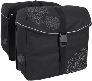 Fast Rider Mila double bicycle bag