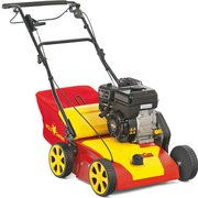 Scarifying machines