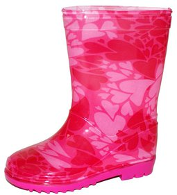Gevavi Rosa children's rainboots