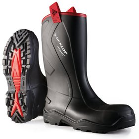 Dunlop Purofort Plus Rugged S5 stivali da lavoro