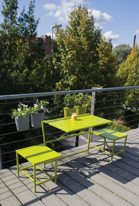 Esschert Design myBalconia Magic picknickbank
