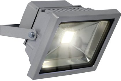 Lucide Led Flood Silver spotlight
