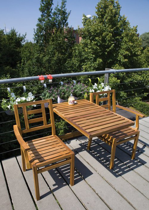 Esschert Design myBalconia Seattle tuinbank