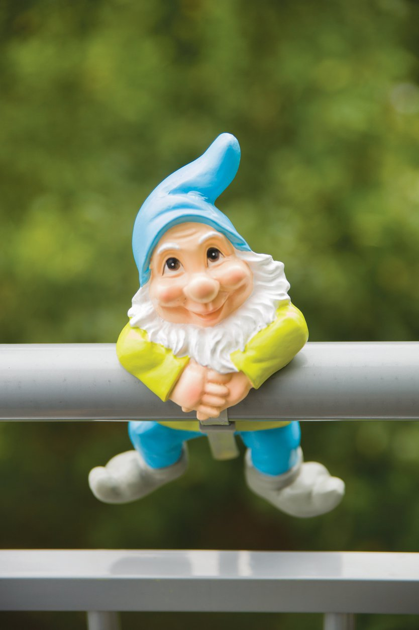 Esschert Design Mike balcony gnome