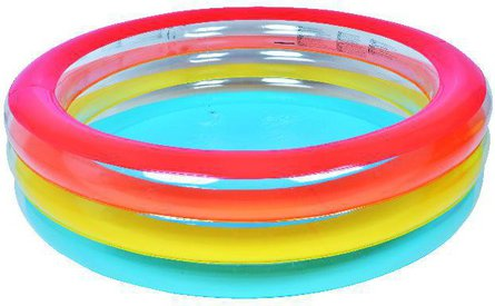 Jilong Colored Rings family pool