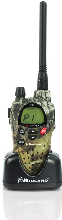 Midland G9 Plus walkie-talkie