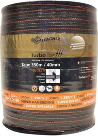 Gallagher TurboStar Super 40mm ribbon