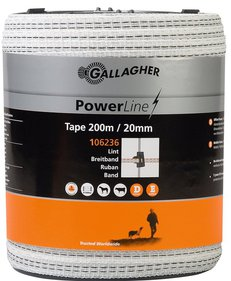 Gallagher Powerline 20mm lint