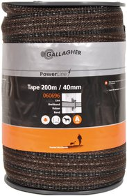 Gallagher PowerLine 40mm ribbon