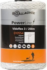 Gallagher Vidoflex 3 electric fence