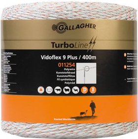 Gallagher Vidoflex 9 TurboLine Plus schrikdraad
