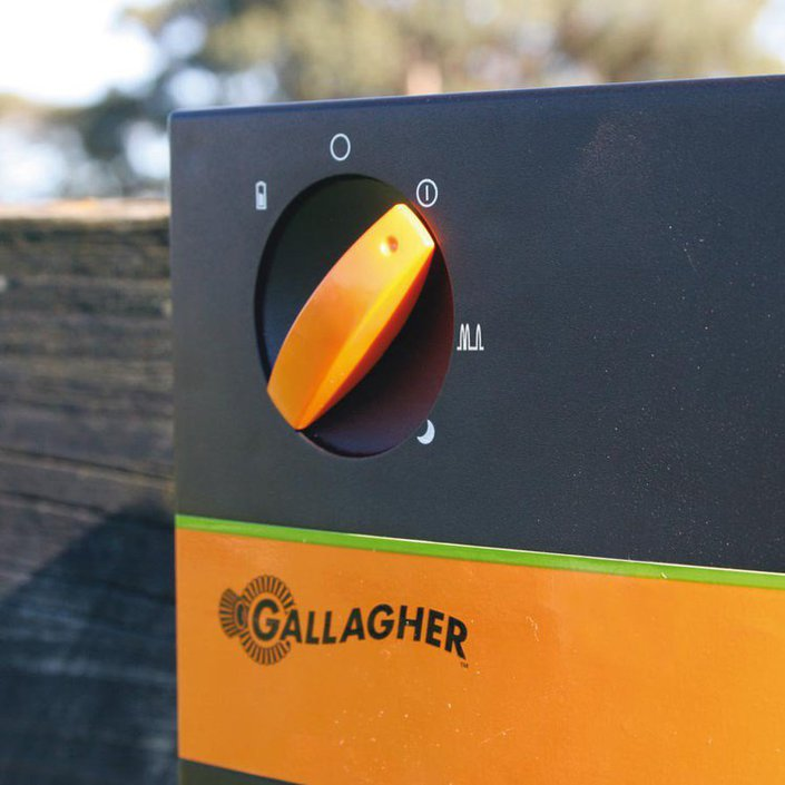 Gallagher B180 Multi Power 12V accu apparaat