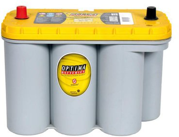 Optima Yellowtop 12V accu