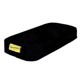 NV seat cushion black