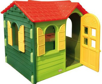 Little Tikes Country Cottage Evergreen speelhuisje
