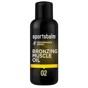 Sportbalsam Bronzing Muscle Oil 200ml