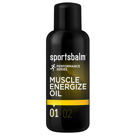 Sportbalm Muscle Energize Oil 200ml