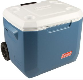 Coleman 50 Qt Xtreme cool box on wheels