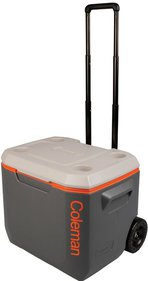 Coleman 50 Qt Xtreme Tricolor cooler with wheels