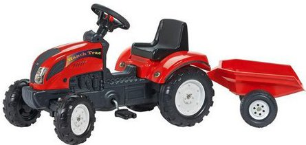 Falk Ranch Trac tractor set
