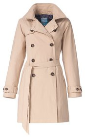 Trench-coat Happy Rainy Days Sascha (taille XL)