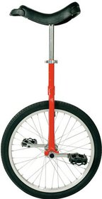 Only One 18 inch unicycle